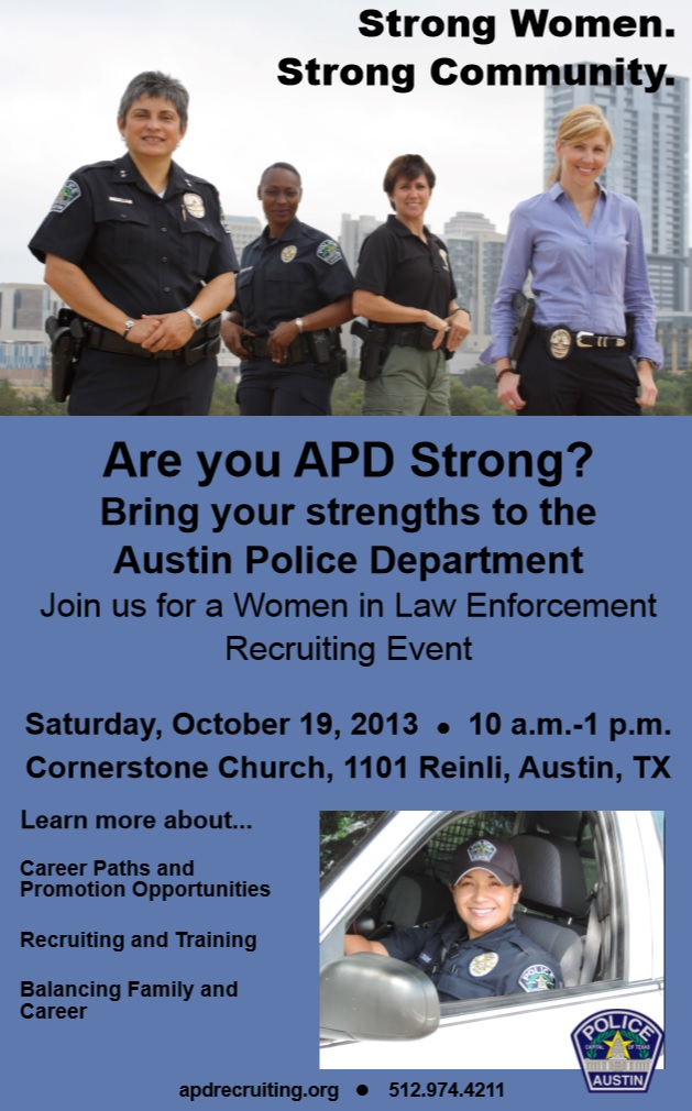 APD Women's Recruiting